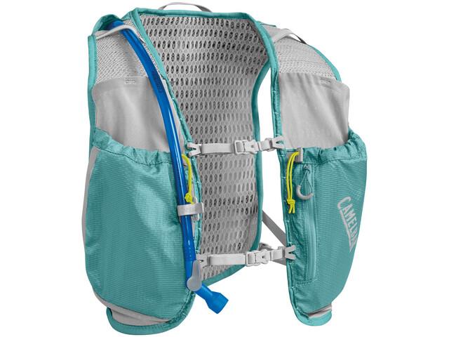CamelBak Circuit Hydration Vest 1,5l Dam aqua sea/ silver